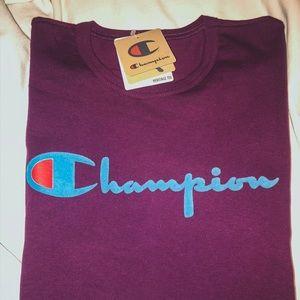 Champion Heritage Tee (Purple)